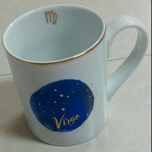 Virgo Constellation Mug